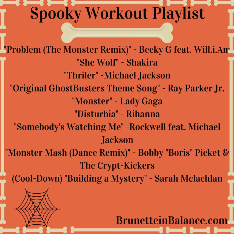 Spooky Workout Playlist